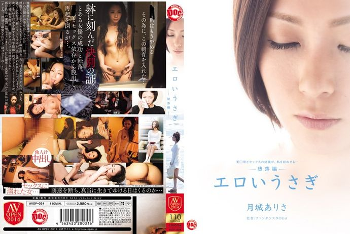 [AVOP034] Naughty Bunny – Corruption Edition – Arisa Tsukishiro