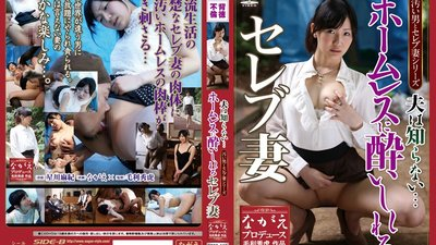 BNSPS-308 Her Husband Doesn't Know... The Wealthy Wife Who Is Captivated By A Homeless Man Maki Hoshikawa