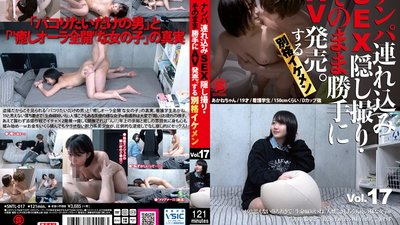 SNTL-017 Take Her To A Hotel, Film The SEX On Hidden Camera, And Sell It As Porn. A Seriously Handsome Guy vol. 17